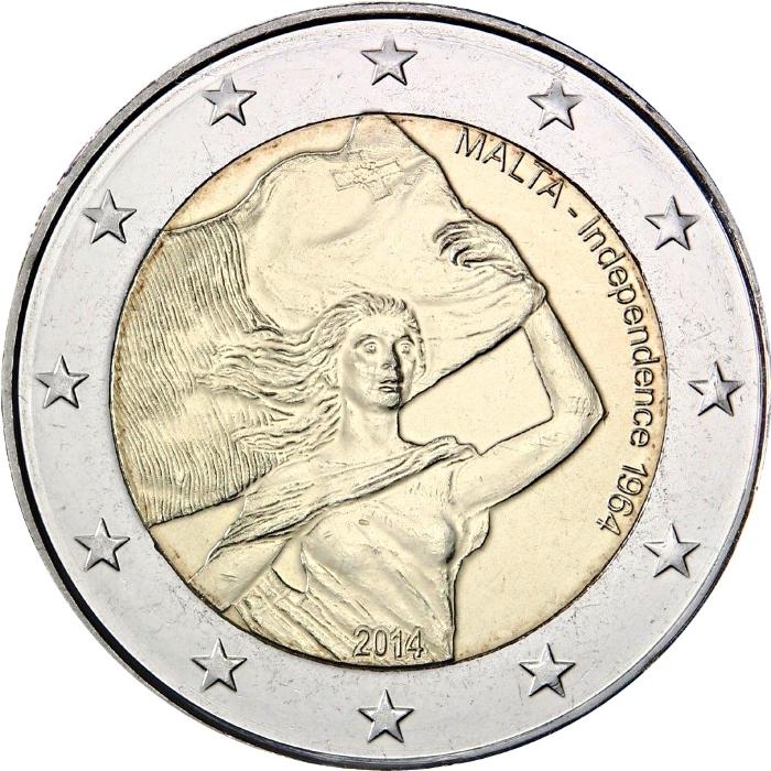 Malta 2 Euro Wert