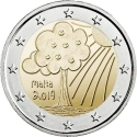 2 Euro 2019, Malta, From Children in Solidarity, Nature and Environment