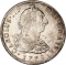 8 Reales 1772-1789, KM# 106, Mexico, New Spain, Charles III
