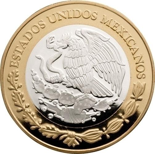 100 Pesos Mexico 2011, KM# 955 | CoinBrothers Catalog