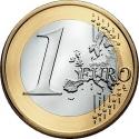 1 Euro 2007-2013, KM# 271, Netherlands, Beatrix