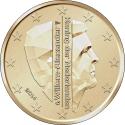 10 Euro Cent 2014-2016, KM# 347, Netherlands, Willem-Alexander