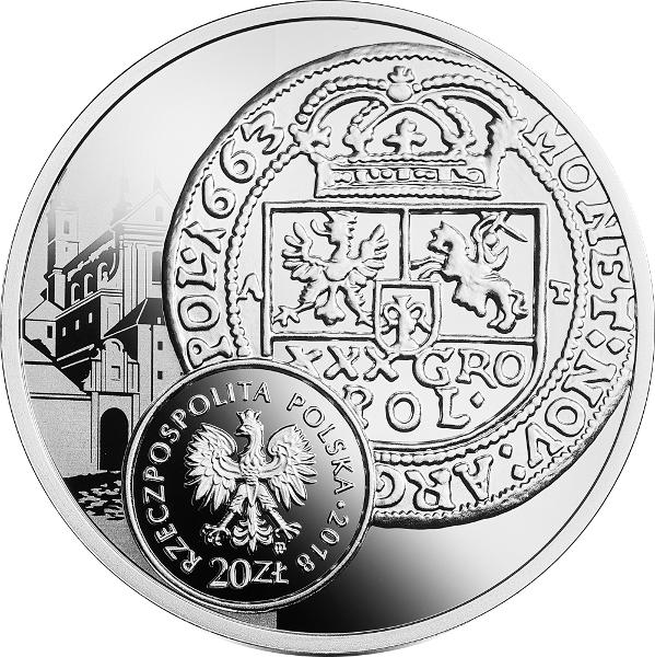 20 Złotych Poland 2018 | CoinBrothers Catalog