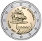 2 Euro 2015, KM# 849, Portugal, 500th Anniversary of the First Contact With Timor