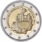 2 Euro 2014, KM# 839, Portugal, International Year of Family Farming