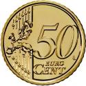 50 Euro Cent 2008-2016, KM# 765, Portugal