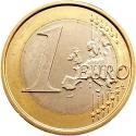 1 Euro 2008-2016, KM# 485, San Marino