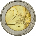 2 Euro 2005, KM# 469, San Marino, World Year of Physics