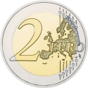 2 Euro 2020, Slovenia, 500th Anniversary of Birth of Adam Bohorič
