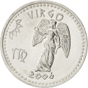 10 Shillings 2006, KM# 14, Somaliland, Republic, Zodiac Signs, Virgo