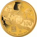100 Euro 2017, Spain, Felipe VI, 2018 Football (Soccer) World Cup in Russia