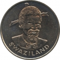 1 Lilangeni 1981, KM# 32, Swaziland (eSwatini), Food and Agriculture Organization (FAO), World Food Day