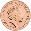 2 Pence 2015-2017, Sp# C7, United Kingdom (Great Britain), Elizabeth II