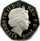 50 Pence 2003, KM# P40, United Kingdom (Great Britain), Elizabeth II, 100th Anniversary of the Women's Social and Political Union
