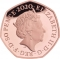 50 Pence 2020, United Kingdom (Great Britain), Elizabeth II, Brexit
