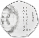 50 Pence 2020, United Kingdom (Great Britain), Elizabeth II, Innovators in Science, Rosalind Franklin