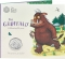 50 Pence 2019, United Kingdom (Great Britain), Elizabeth II, 20th Anniversary of The Gruffalo, The Gruffalo and Mouse, Fold-out packaging