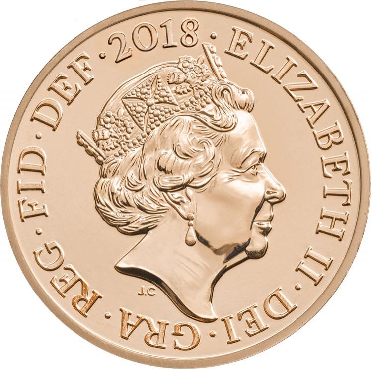 1 Penny United Kingdom (Great Britain) 2015-2019, KM# 1339
