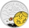 2 Pounds 2021, United Kingdom (Great Britain), Elizabeth II, 50th Anniversary of the Mr. Men & Little Miss, Little Miss Sunshine