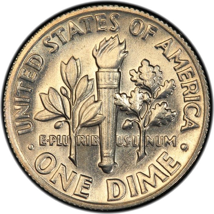 10 cent coin usa
