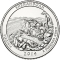 25 Cents 2014, KM# 567, United States of America (USA), America the Beautiful Quarters Program, Virginia, Shenandoah National Park