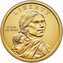 1 Dollar 2016, KM# 618, United States of America (USA), Native American $1 Coin Program, Code Talkers