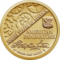 1 Dollar 2018, United States of America (USA), American Innovation $1 Coin Program, Introductory Coin