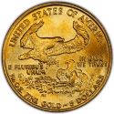 5 Dollars 1986-2018, KM# 216, United States of America (USA), American Eagles, Gold Eagles